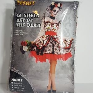 Dresses & Skirts - Day of The Dead Costume